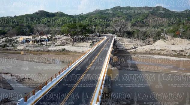 Revela SCT obra puente Tuxpan 2
