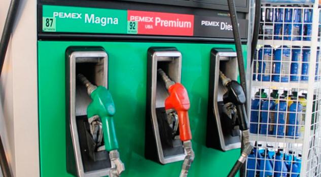 Sancionan gasolineras que vendían combustible robado