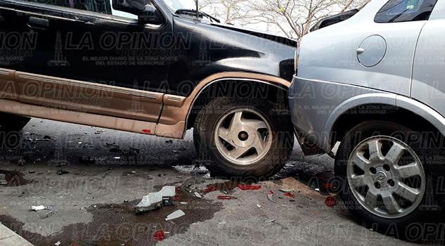 Taxista Ebrio Aparatoso Accidente