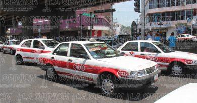 Taxistas, en la mira de autoridades