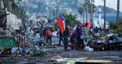 Uno de los terremotos más peligroso y destructivos podría sacudir a Chile