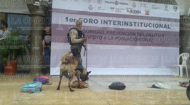1er foro institucional de prevencion del delito