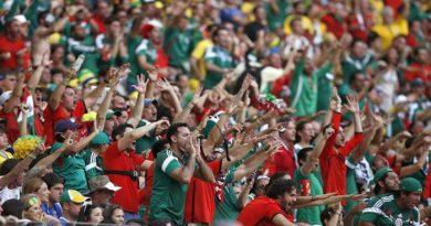 Afición Selección México Confederaciones Advertencia