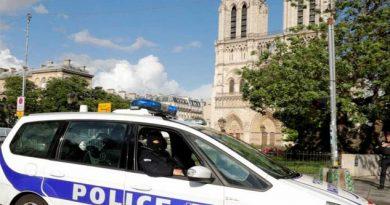 Agresor del policía en Notre Dame pertenecía al Estado Islámico