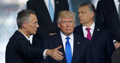 Alemania, Francia e Italia responden a Trump