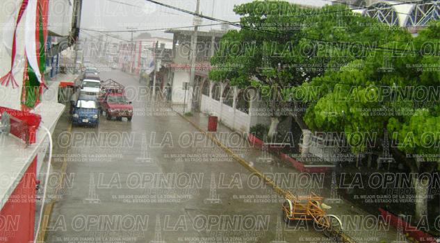 Alerta por pronóstico de lluvias