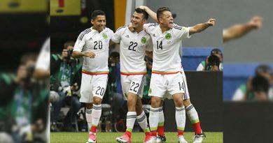 Alineación México Alemania Confederaciones
