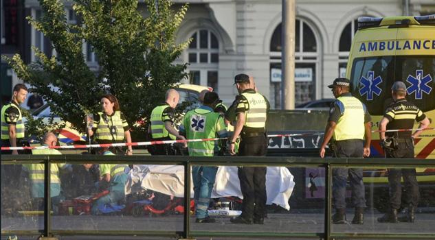 Amsterdam Personas Atropelladas