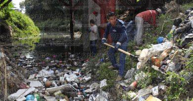 Arroyos, vertederos de basura