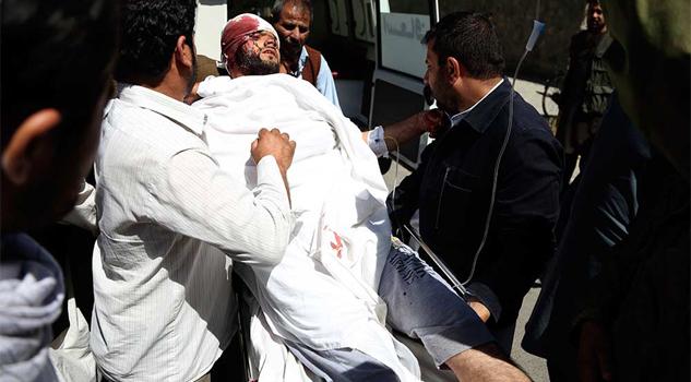 Así fue la aterradora explosión que mató a 150 persona