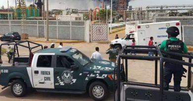 Asesinan a vigilante de la empresa PMV de Coatzacoalcos