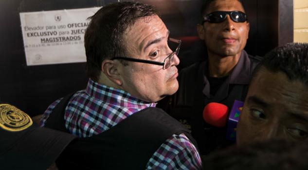 Audiencia sobre extradición de Duarte será en julio