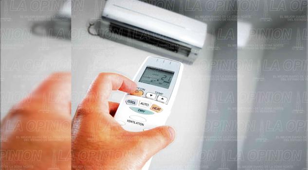 Aumenta consumo de energía eléctrica