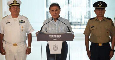 Aumentarán el número de elementos de seguridad en Veracruz