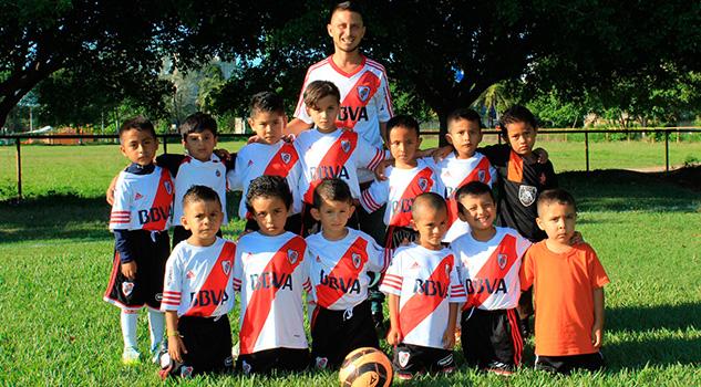 Búfalos Unión Coatzintla Babys Futbol