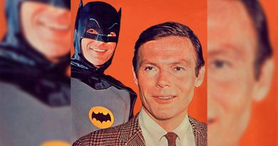 Batman Adam West Fallece
