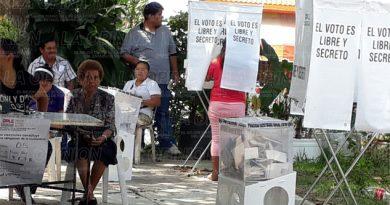 Niegan acarreo o compra de votos en la Anahuac