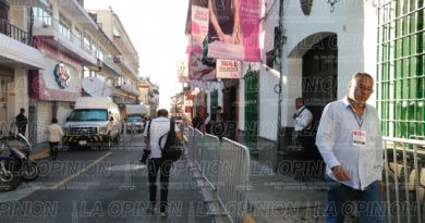 Cerco de seguridad resguarda al OPLE en Xalapa