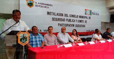 Consejo Seguridad Pública Comité Participación Ciudadana