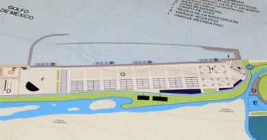 Construirán nueva terminal portuaria