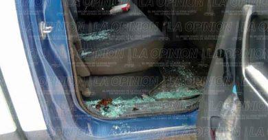Cuatro heridos en enfrentamiento por robo de combustible
