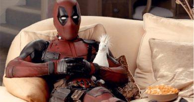 Deadpool llega a la mansión de los X-Men