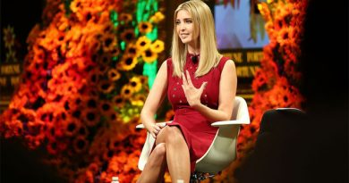 Demandan a Ivanka Trump por presunto plagio de diseño