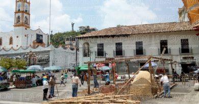 Desmantelan Casa Totonaca
