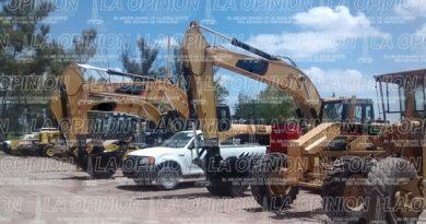 Desmantelan constructoras