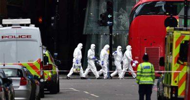 Detienen 12 sospechosos por ataques de Londres
