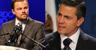 Peña Nieto se reúne con Leonardo DiCaprio en Los Pinos
