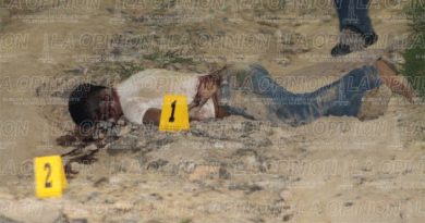 Ejecutan a un joven en la colonia Azteca, Tihuatlán