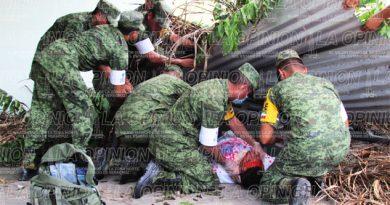 El Ejército, listo con Plan DN-III