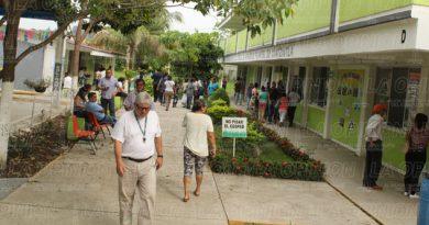 Elecciones tranquilas pero pocos votantes