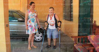 Empadronan a discapacitados