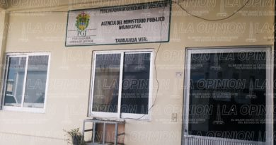 En el olvido la Fiscalía General del Estado en Tamiahua