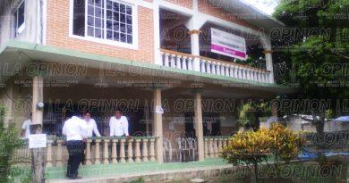 En función las casillas instaladas en las 21 comunidades de Espinal