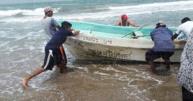 Encuentran cuerpo de pescador desaparecido