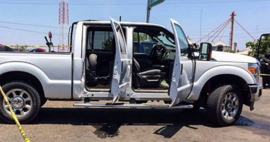 Enfrentamientos en Sinaloa dejan 6 muertos