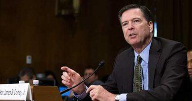 Ex director del FBI testificará sobre presunta injerencia de Rusia en elecciones de EU