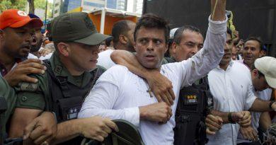 Exige AI investigar las condiciones en la que se encuentra Leopoldo López