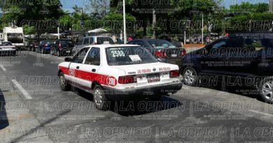 Facilitan el pago a concesionarios de taxis