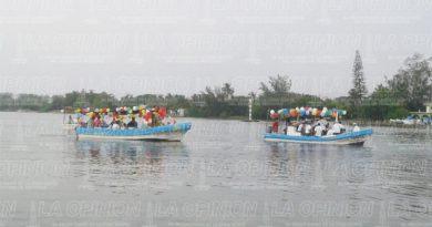 Feligreses festejan del día de San Pedro el Pescador
