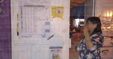 Fluyen resultados de elecciones en Xalapa