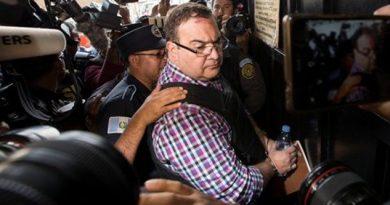 Formaliza PGR solicitud para extraditar a Duarte