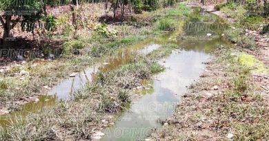 Grave contaminación en el río Ajajalpan