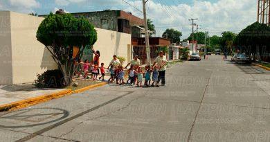 Guarderías Región Ojo Huracan