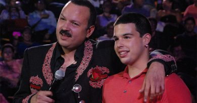 Hijo de Pepe Aguilar se declara culpable