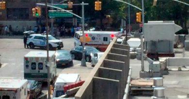 Doctora muerta y seis heridos en un tiroteo en un hospital de Nueva York