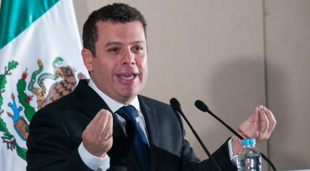 Humberto Castillejos renuncia como consejero jurídico